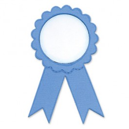 DC507: Sizzix: Originals Die -Award Ribbon