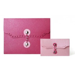 DC508: Quickutz Eyelet Envelope Set