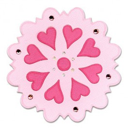 DC591: Sizzix: Bigz Die - Decorative Doily