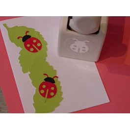 PC138: Martha Stewart LADYBUG Double Punch