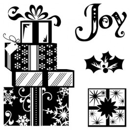 SM023: Gifts Clear stamp
