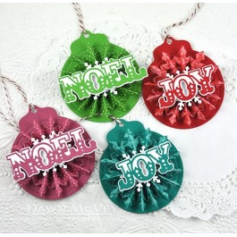 DD156: Papertrey Ink - Holiday Double Cuts Die