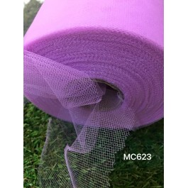 MC623: LIGHT ORCHID Tutu Roll 6inch, 100 yard