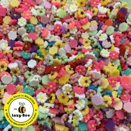 SA151: Sunflower resin 9mm, 50 pieces [ B9 ]