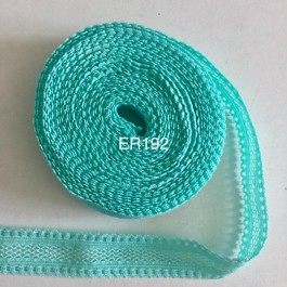 ER192: MINT 314: 16mm Hollow Elastic Ribbon Sewing Elastic Band Clothing Webbing, 5meter