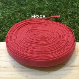 ER208: WATERMELON: 10mm Elastic Ribbon 5meter
