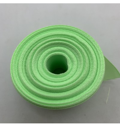 R531-38: LT MINT: Grosgrain Ribbon 38mm, 5 meter