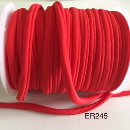 ER245: Red: 5mm Tiny Elastic Thread 4meter
