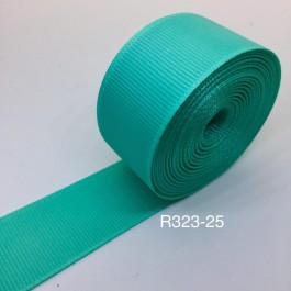 R323-25: Tropic: Grosgrain Ribbon 25mm, 5Meter