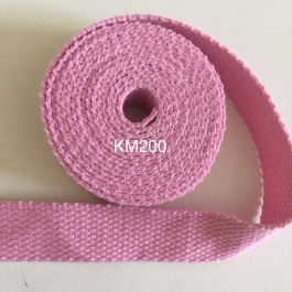 KM200: TULIP: 20MM Canvas Webbing 2 meter