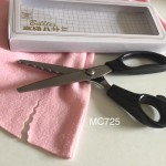 MC725: 10mm Scallop Scissor for Felt/Fabric
