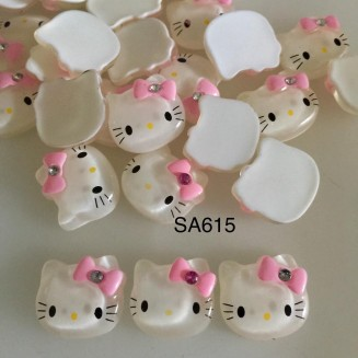 SA615: Kitty 20mm, 10 pieces/pack