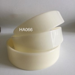 HA066: Ivory Headband 38mm, 5 pieces