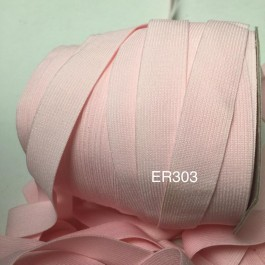 ER303: Pearl Pink: 18mm Waist Band 5meter