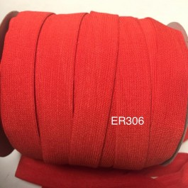 ER306: Red: 18mm Waist Band 5meter