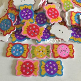 B62373: Candy 30x21mm, 50 pieces [ A19 ]