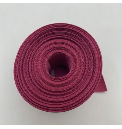 S169-38: ROSEWOOD: Double Faced Satin Ribbon 38mm, 5Meter