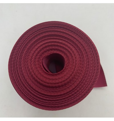 S193-38:BEAUTY: Double Faced Satin Ribbon 38mm, 5Meter