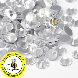 BC068: SS30 140 pieces Crystal Grade AA Glass Hotfix Rhinestone 6.3~6.5mm