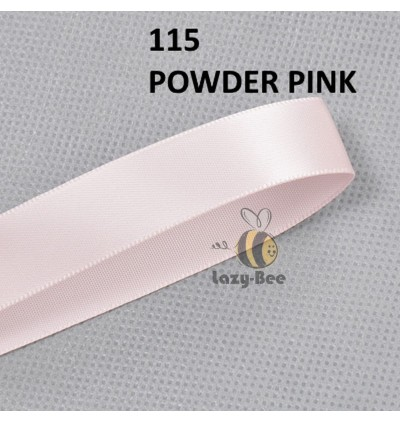 GREY RED PINK Tone 5 Meter 25mm 38mm 50mm Premium Quality Double Faced Satin Ribbon DIY Craft Wedding Bow Gift Wrap Reben