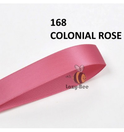 RED PINK Tone 5 Meter 13mm 16mm 19mm Premium Quality Double Faced Satin Ribbon DIY Craft Wedding Bow Gift