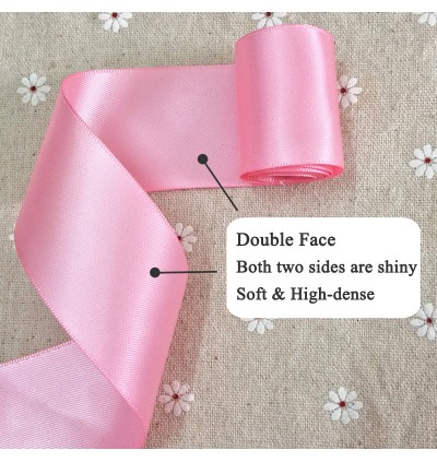 RED Tone 5 Meter 13mm 16mm 19mm Premium Quality Double Faced Satin Ribbon DIY Craft Wedding Bow Gift Wrap Reben