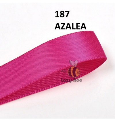 RED Tone 5 Meter 13mm 16mm 19mm Premium Double Faced Satin Ribbon DIY Craft Wedding Bow