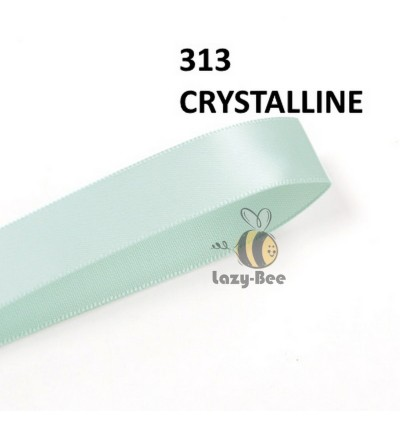 LIGHT BLUE Tone 5 meter 13mm 16mm 19mm Double Faced Satin Ribbon for DIY Craft Wedding Bow